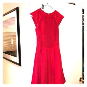 Ted Baker red dress (0 in UK) more like 4/6 US